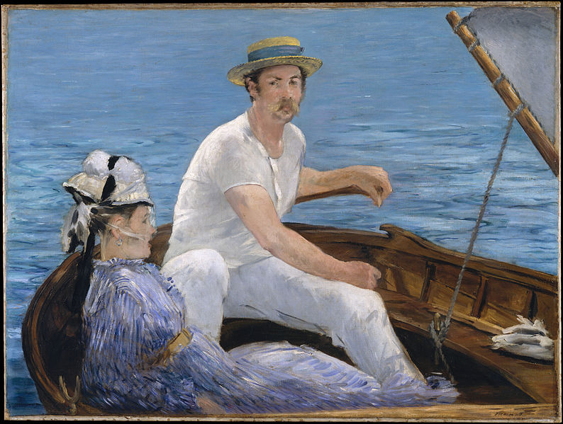 794px Edouard Manet Boating